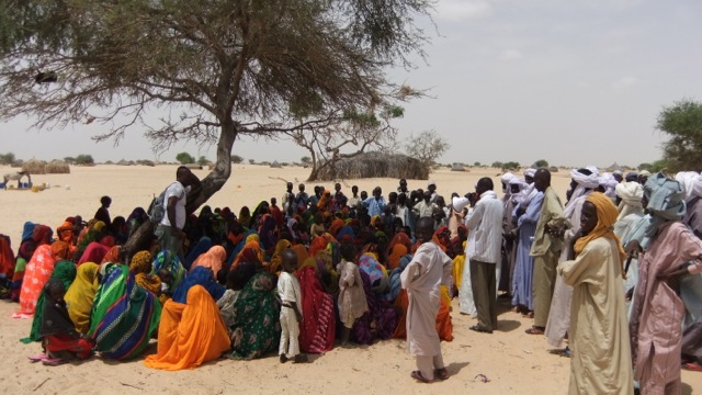 Community mobilization and health education during a malnutrition crisis in Babalmé/Chad