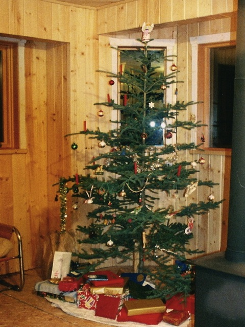 The tree in our tradition - unser Bäumchen