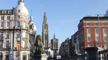 Die Kathedrale von Antwerpen - the cathedral in Antwerp