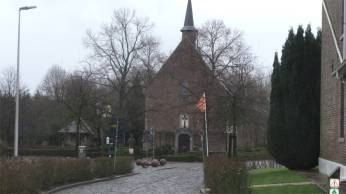 The little church along the way: Helshoven.