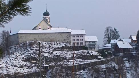 Das Kloster in Werthenstein - the monastery of Werthenstein