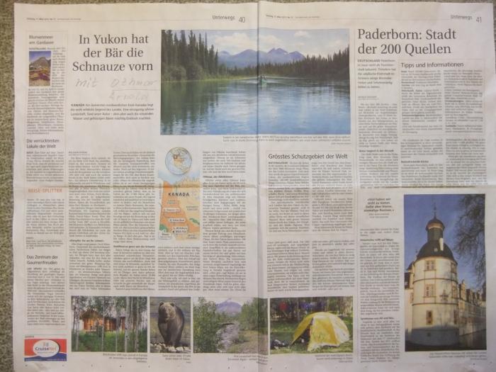 Zentralschweiz am Sonntag, 17. März 2013