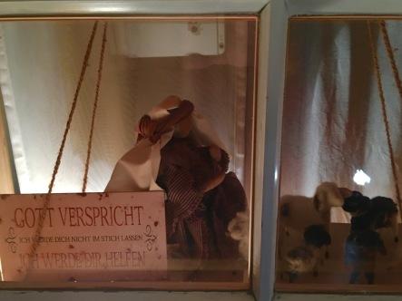 11. Dezember: Carmen & Peter Buchli-Degiacomi em Ober Egschi
